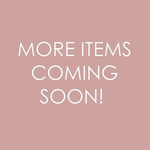 NEW ITEMS THIS WEEK! ✨